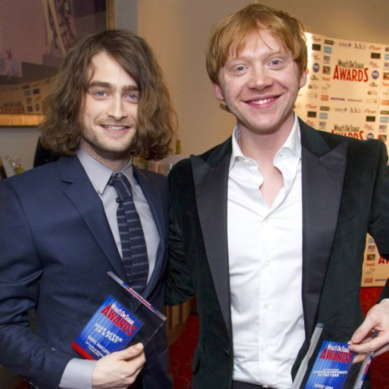Daniel Radcliffe and Rupert Grint Reunite in London