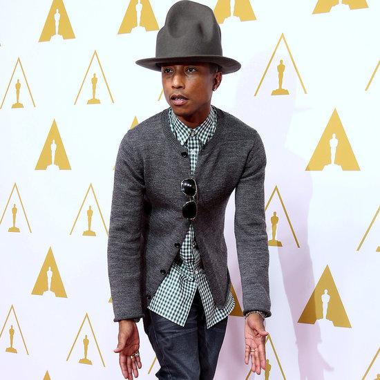 Pharrell's Crazy Hat 2014