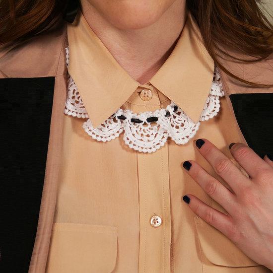 DIY Lace Collar Necklace | Video