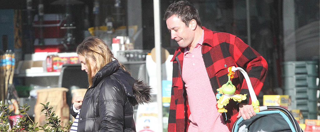 Drew Barrymore and Jimmy Fallon Celebrate a Seriously Big Week