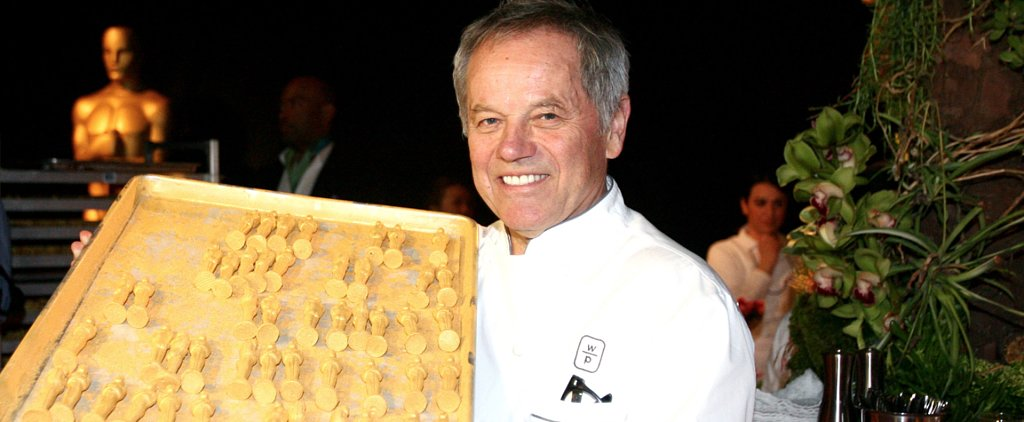 Glorious Pics of Wolfgang Puck's Governors Ball Menu