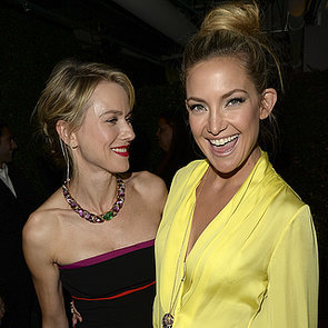 Celebrities at Bulgari Decades of Glamour Party
