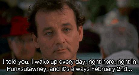 After That, He Directed the Classic Groundhog Day (1993)
