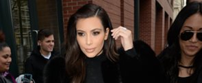 See Kim Kardashian's Love Affair With Monochromatic Outfits!