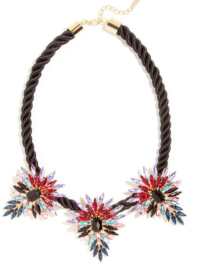 BaubleBar Mohawk Collar Necklace ($42)
