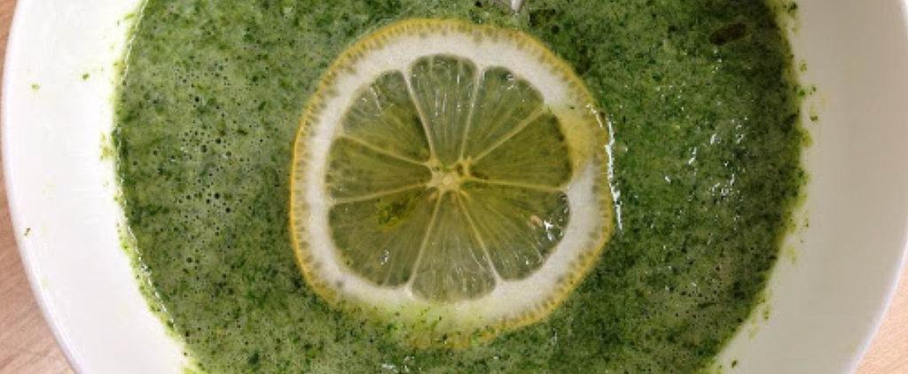 A Warm Way to Detox: Gwyneth Paltrow's Broccoli and Arugula Soup