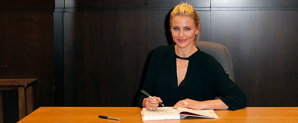 We Couldn't Agree More With Cameron Diaz! Her Must-Have Healthy Pantry Staple