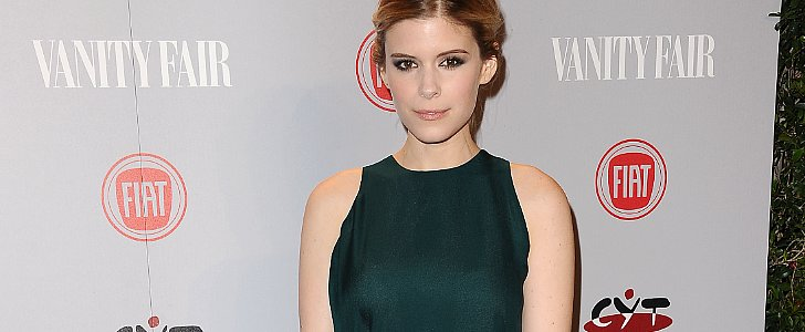 Kate Mara's Not Shy About Showing Skin, and Here's Why