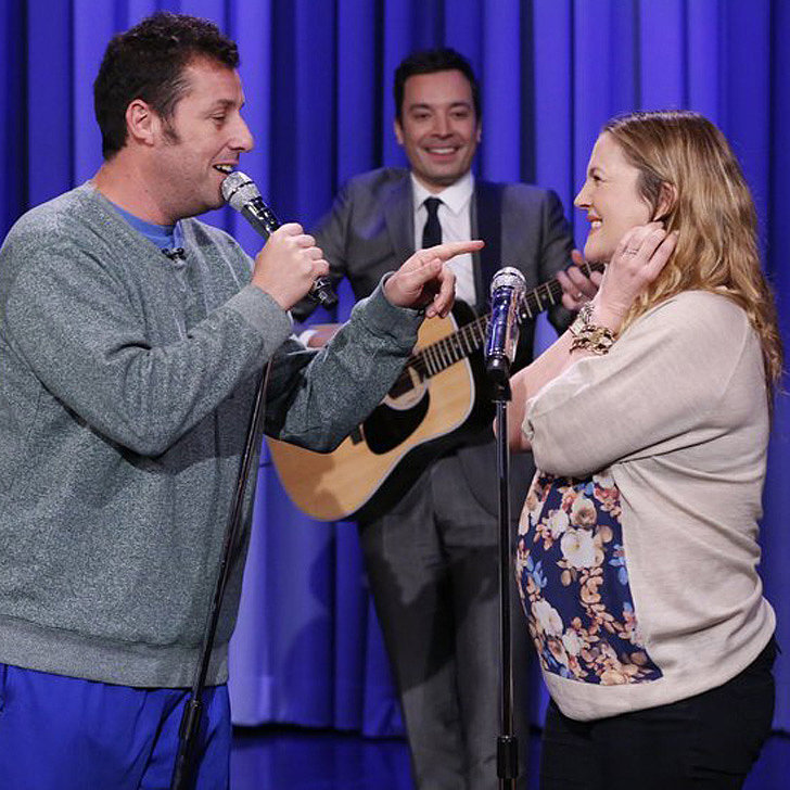 """Adam Sandler And Drew Barrymore """"Every 10 Years"""" Song"""