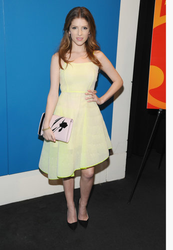 Anna Kendrick at the Premiere of The Last Five Years