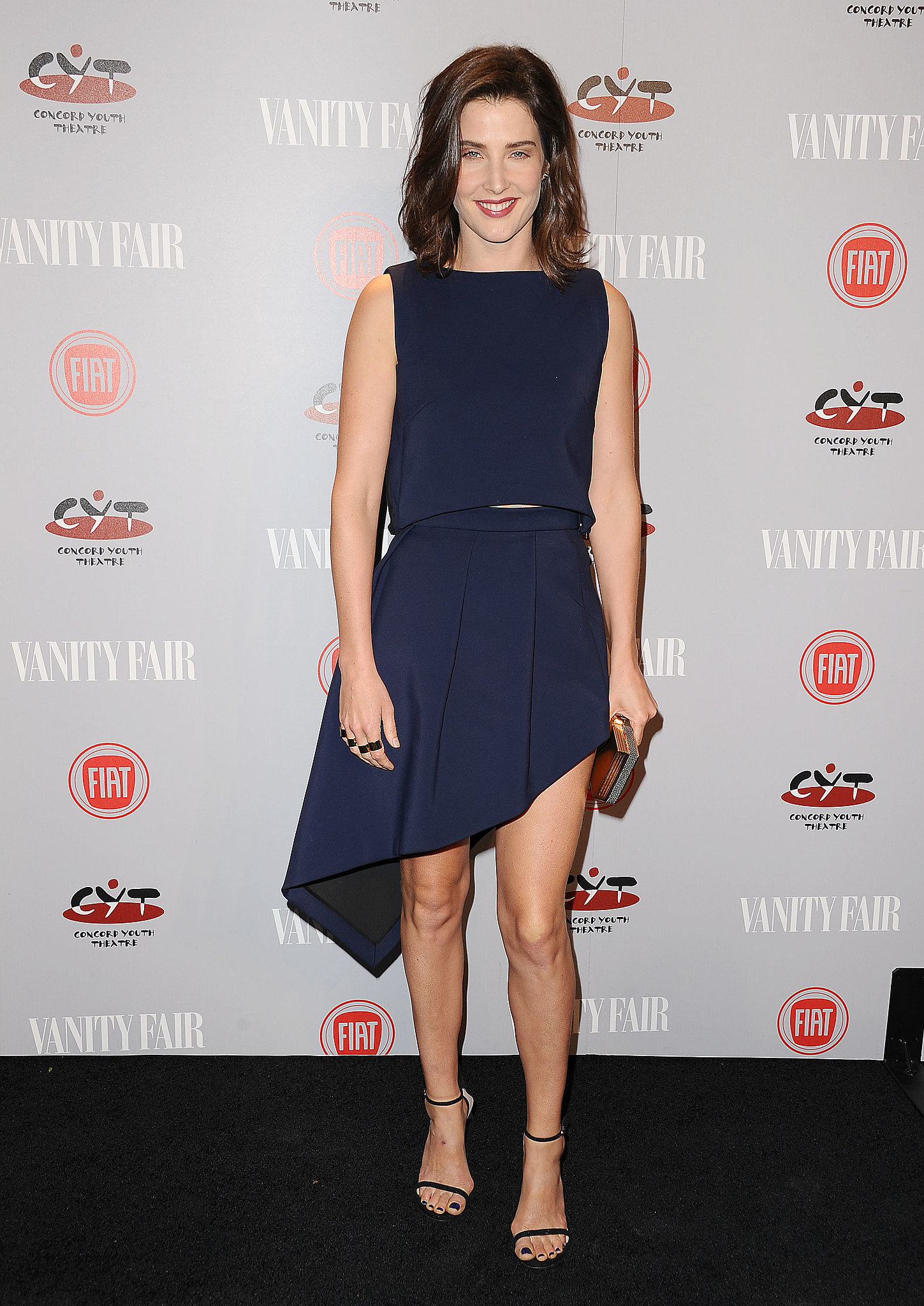 Cobie Smulders at the Vanity Fair Young Hollywood Party