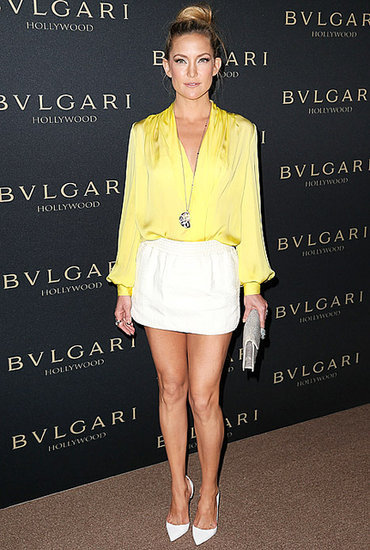 Naomi Watts, Kate Hudson, and Other Stars Stun in High Fashion at Bulgari Party
