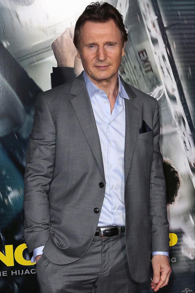 Liam Neeson filmed a cameo for Entourage, alongside Jeremy Piven as Ari Gold.