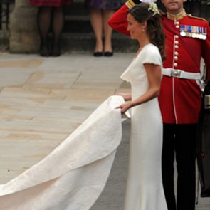 Pippa Middleton Talks About Her Bridesmaid Dress