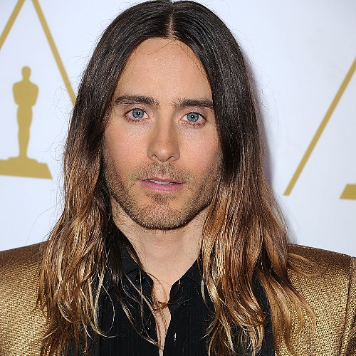 Jared Leto Hair Options for Oscars 2014