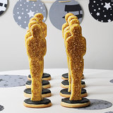 Oscars-Statue Cookies Recipe
