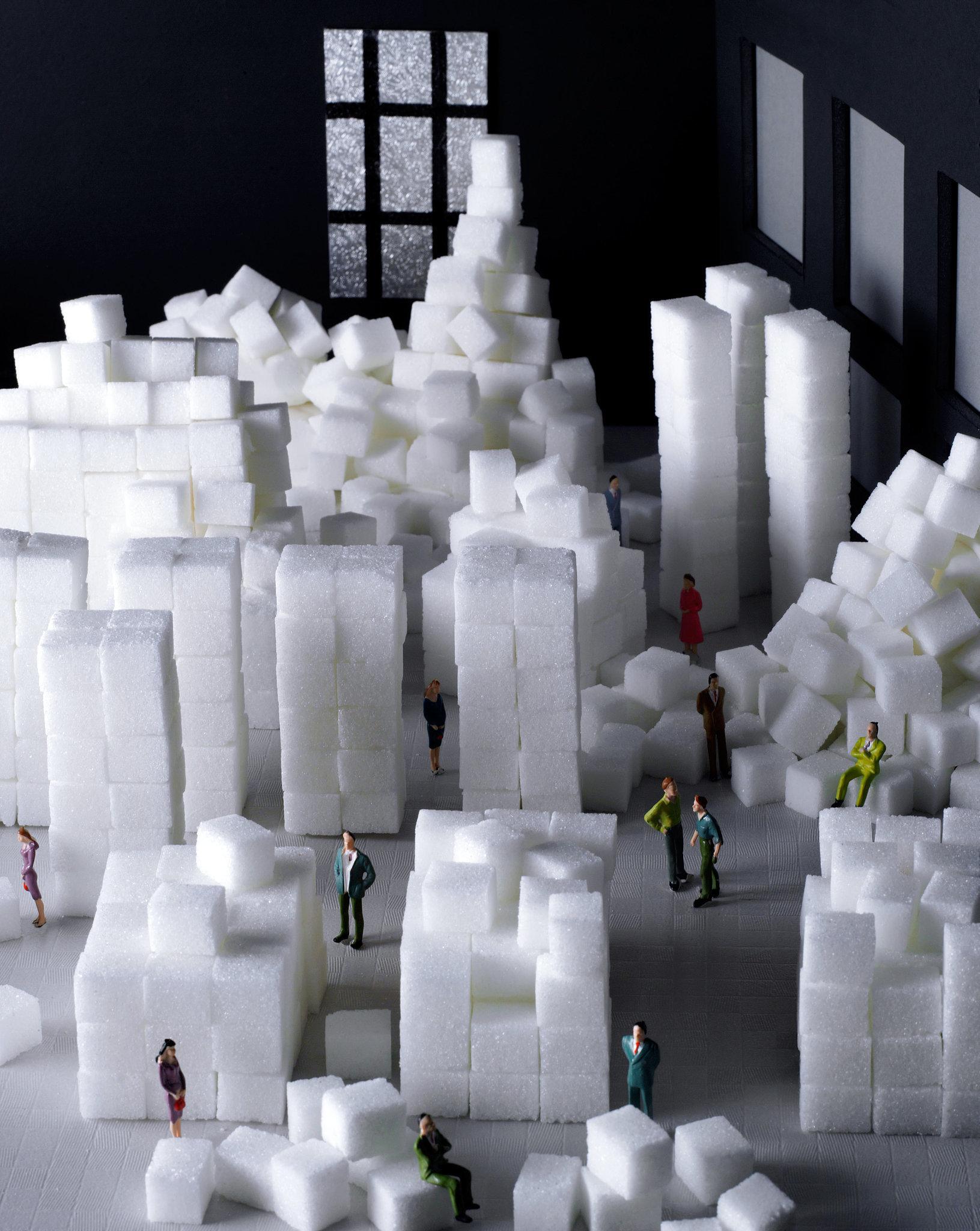 Sugar Cube Embankment