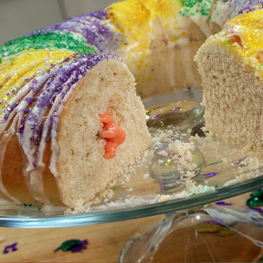 Mardi Gras King Cake Recipe Emeril
