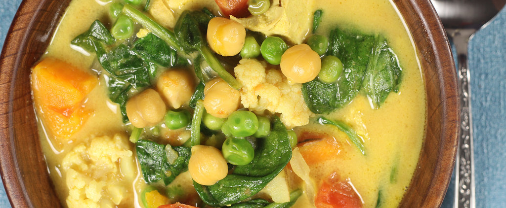 A Modern Take on the Slow Cooker: Vegetarian Curry