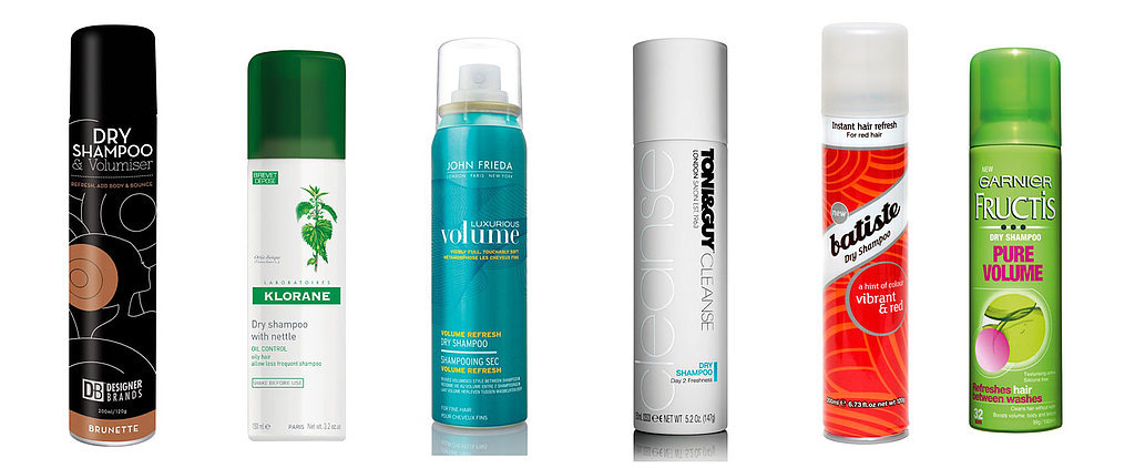 Are You Using Dry Shampoo Right?