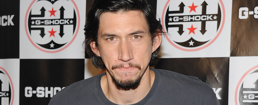 It's Time to Pay Attention to Adam Driver