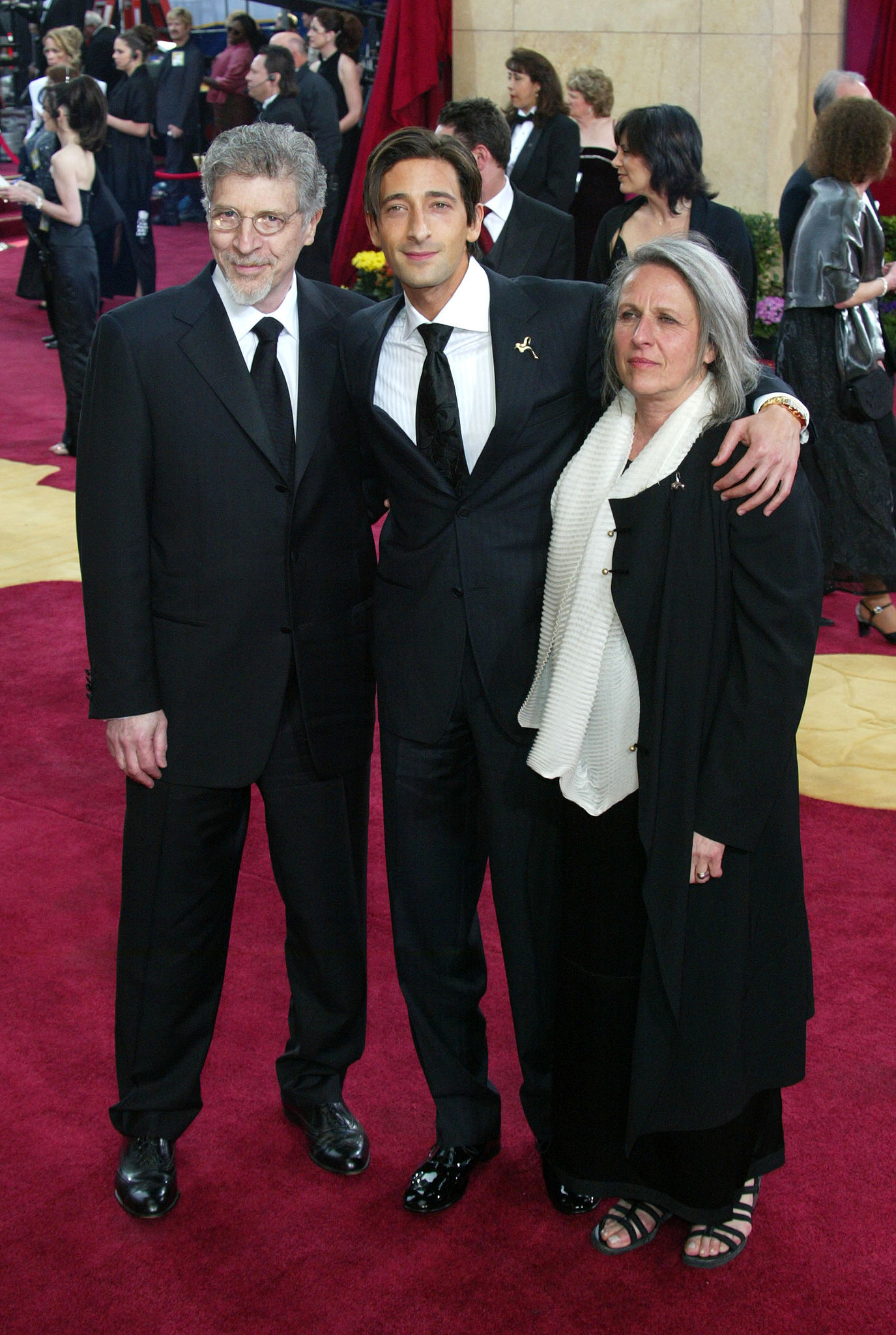 Adrien Brody, 2003