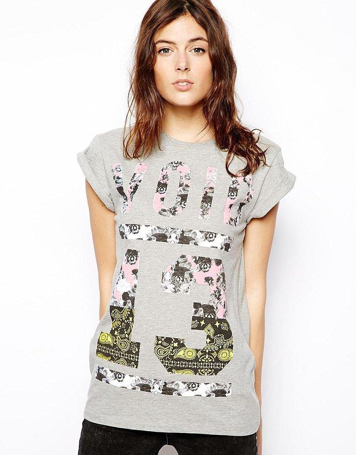ASOS Floral T-Shirt