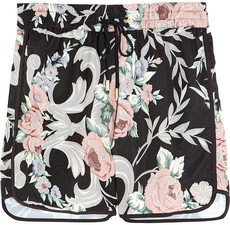 Zimmermann Floral-Print Shorts