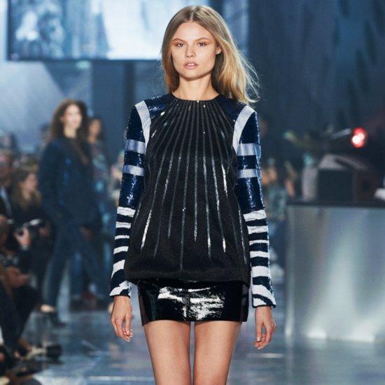 H&M Fall 2014 Runway Show | Paris Fashion Week
