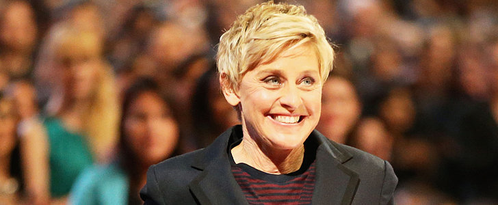 It's Ellen's World, and We're Just Living in It
