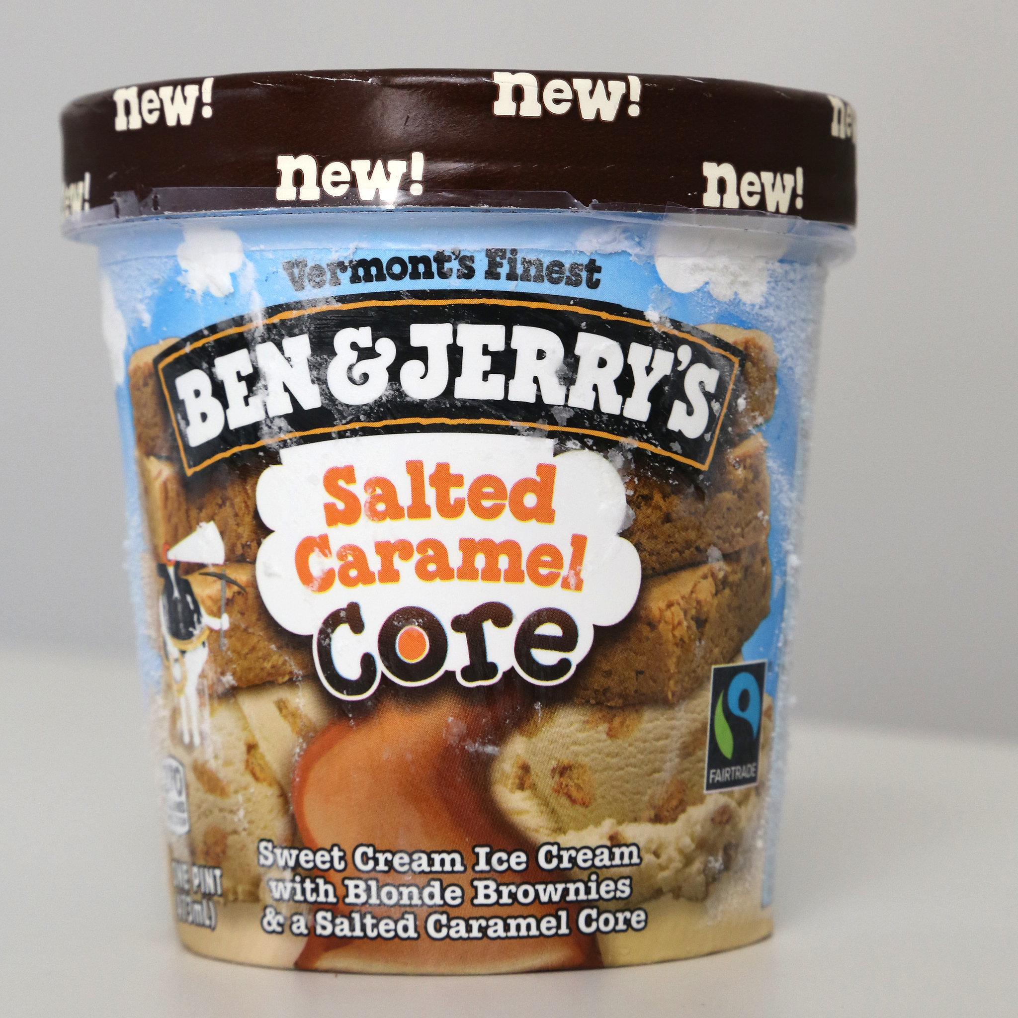 Salted Caramel Core