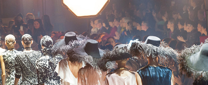 Hats Off to Lanvin's Fall 2014 Collection