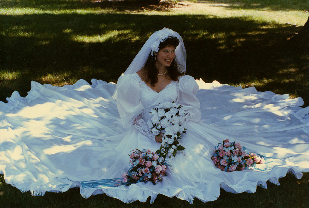 Pictures From 1980s Weddings