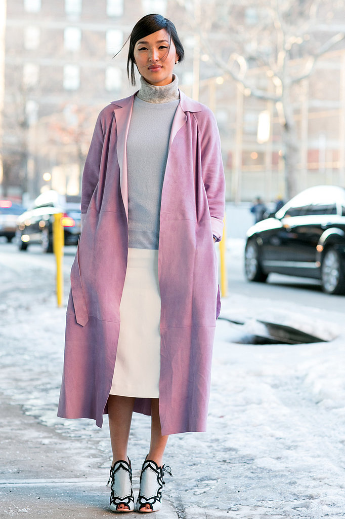6. The Strategically-Layered Look
