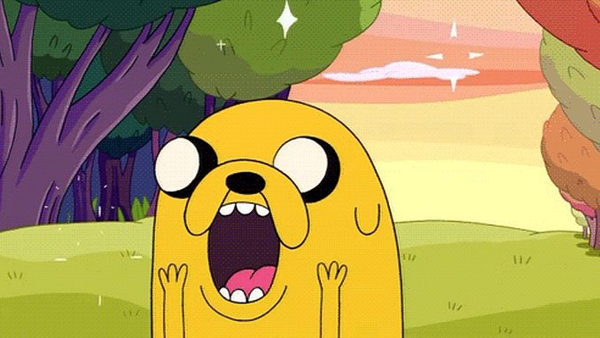 Can Jake the Dog Be Our BFF?