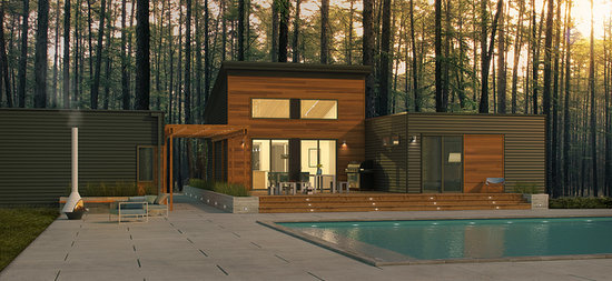 A More Affordable Prefab You Have to See to Believe