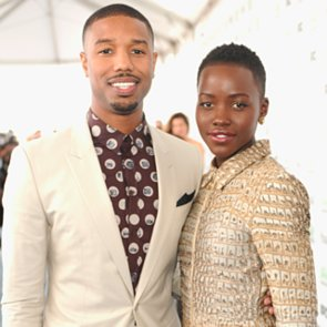 Michael B. Jordan at the Spirit Awards 2014