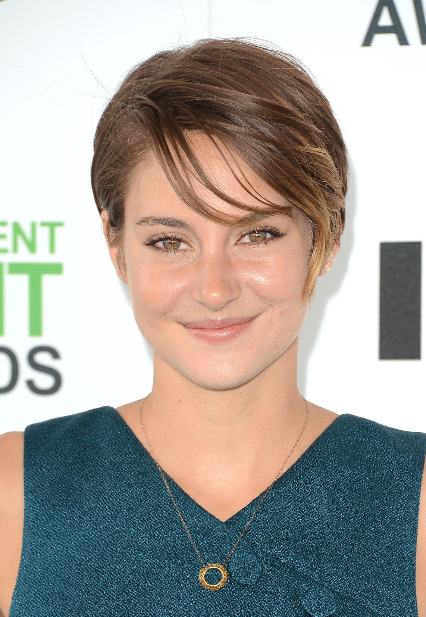 Shailene Woodley | Stars Show Off Brunch Beauty Looks at