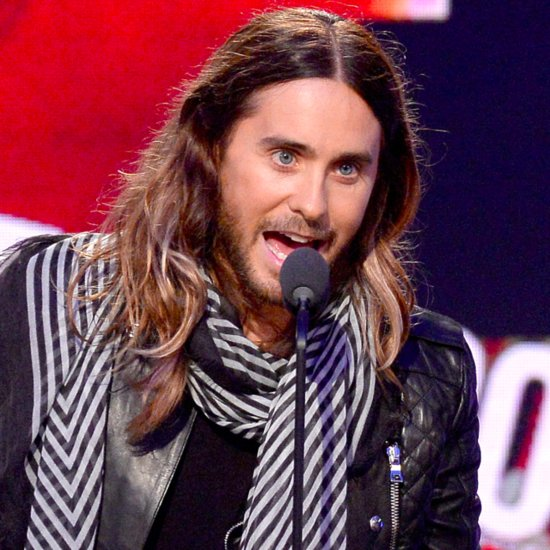 Jared Leto Says Lupita Nyong'o Is His Future Ex-Wife