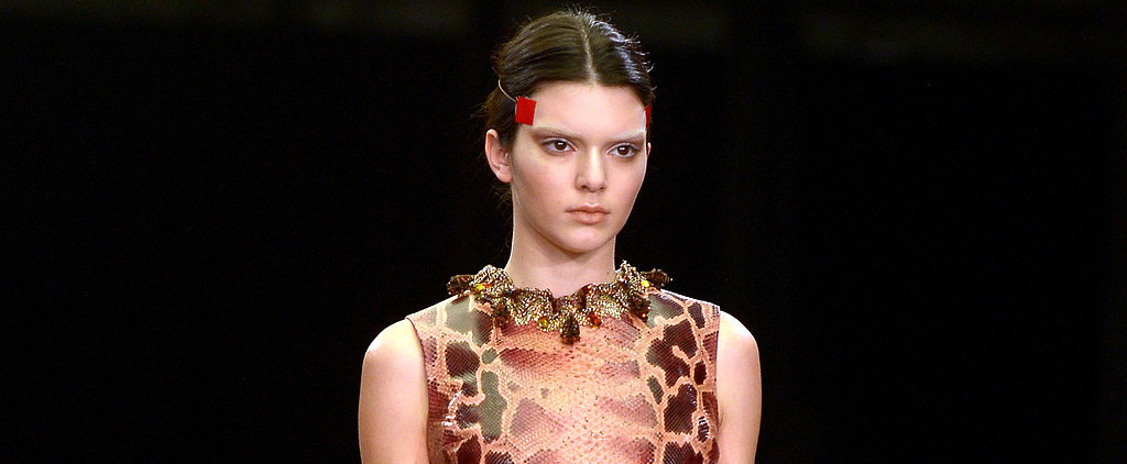Kendall Jenner's Latest Modeling Coup: Walking at Givenchy
