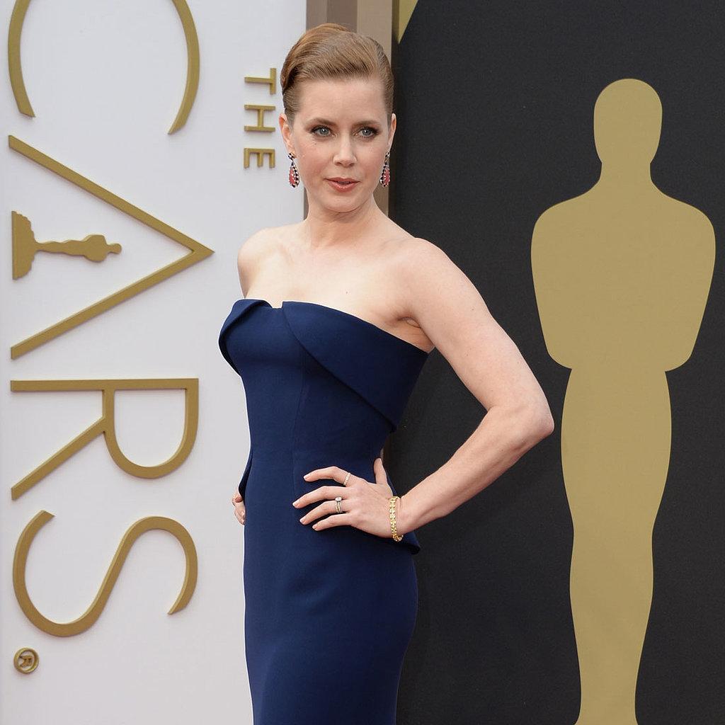 Amy Adams Dress at Oscars 2014