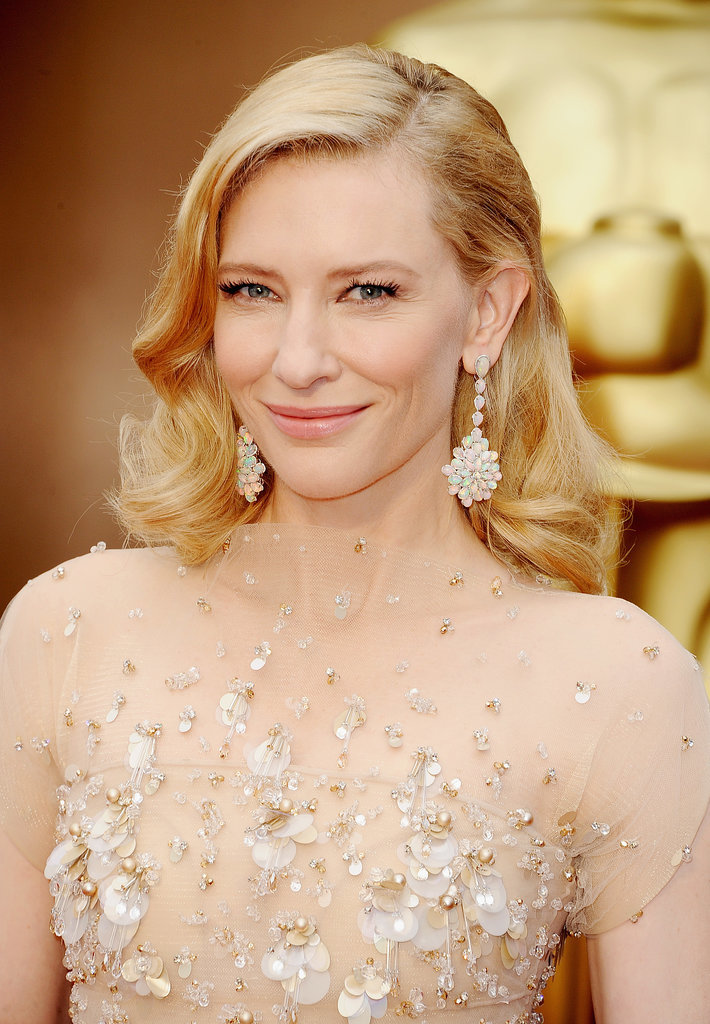 Cate Blanchett at 2014 Oscars