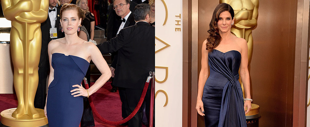 These Celebs Were Kind of Twinning at the Oscars