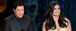 Wait, What Did John Travolta Call Idina Menzel?