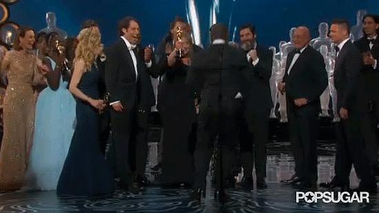 Steve McQueen Jumps For Joy
