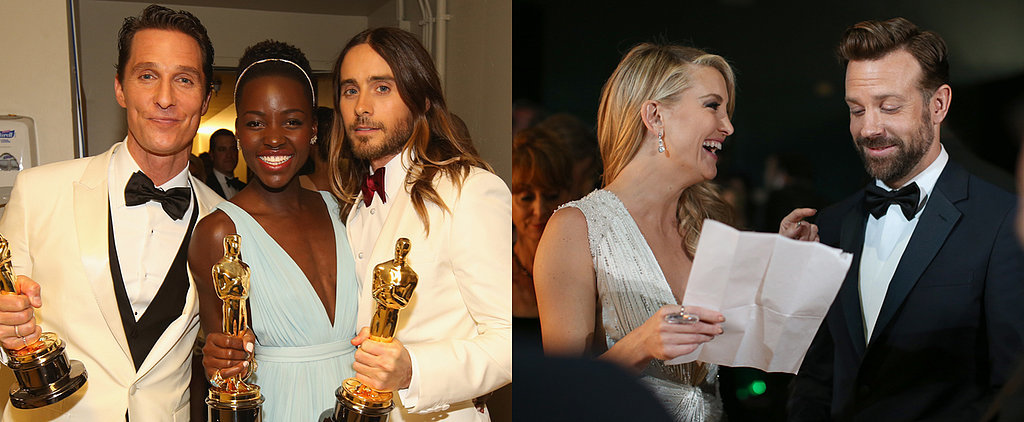 The Must-See Oscars Moments You Didn't Catch on TV