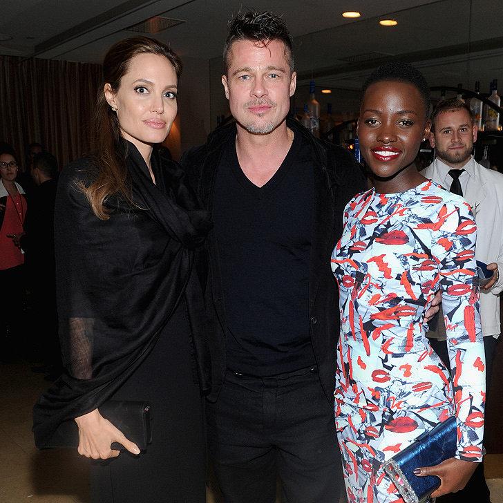 Oscars 2014 Pre-Parties Dresses