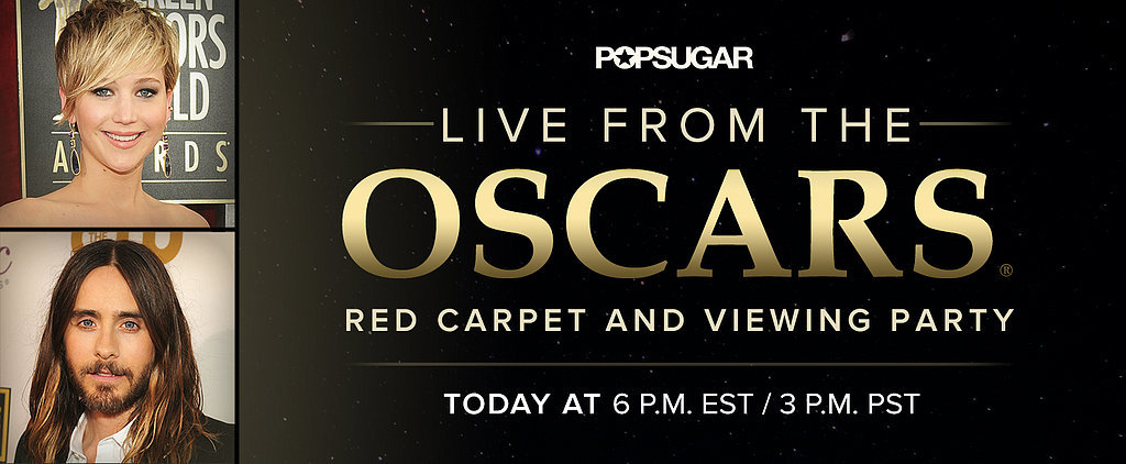 Join Us LIVE For The Oscars Tonight!