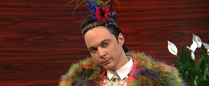 Even Johnny Weir Can Agree That Jim Parsons Owned This Impression