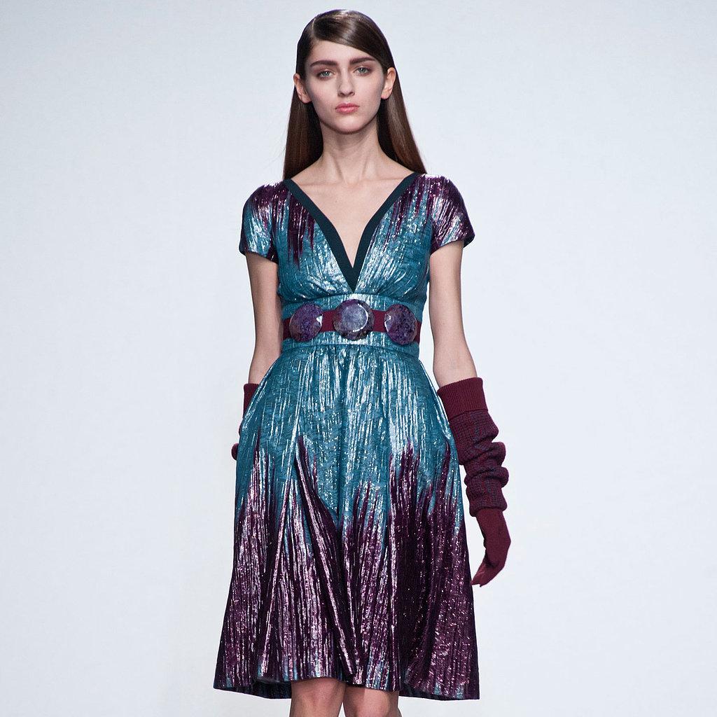 John Galliano Fall 2014 Runway Show   Paris Fashion Week